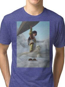 Sermerssuaq - Rejected Princesses Tri-blend T-Shirt