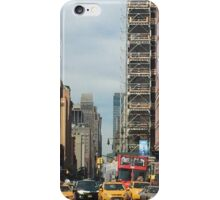 NYC 7th Avenue North iPhone Case/Skin