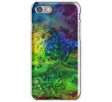 Rainbow Fractals iPhone Case/Skin
