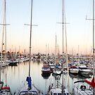 barcelona port by dubassy