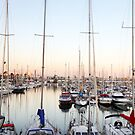 barcelona port by dubassy