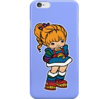 Rainbow Brite [ iPad / iPhone / iPod case, Tshirt & Print ] iPhone Case/Skin
