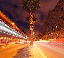 barcelona night rush by dubassy