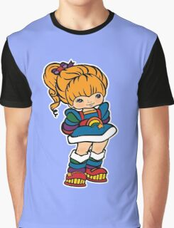 Rainbow Brite [ iPad / iPhone / iPod case, Tshirt & Print ] Graphic T-Shirt