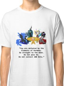 My Little Pony Villains Classic T-Shirt