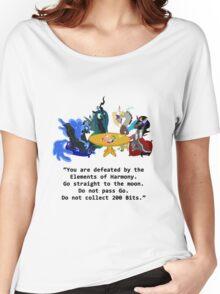 My Little Pony Villains Women's Relaxed Fit T-Shirt