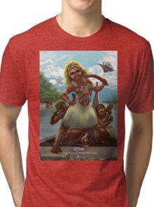 Riina - Rejected Princesses Tri-blend T-Shirt