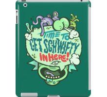 Get Schwifty (dark) iPad Case/Skin