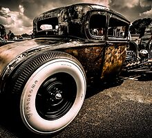 Rat Rod by Trevor Middleton