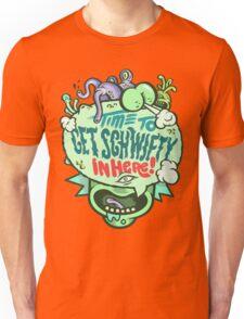 Get Schwifty (red) Unisex T-Shirt