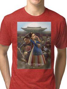 Princess Pyeonggang - Rejected Princesses Tri-blend T-Shirt