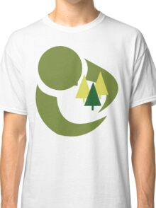 """Earth Day """"Save The Trees"""" Classic T-Shirt"""
