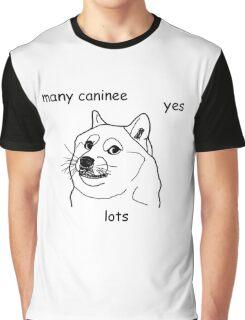"""""""Caninee"""" Meme Design (Premier Meme Collection) Graphic T-Shirt"""