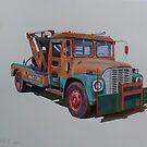 International Harvester breakdown. by Mike Jeffries