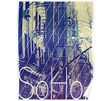 New York (SoHo) Poster