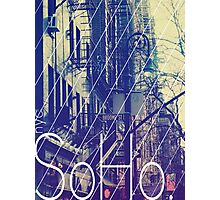 New York (SoHo) Photographic Print