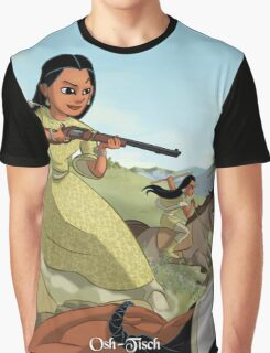 Osh-Tisch - Rejected Princesses Graphic T-Shirt