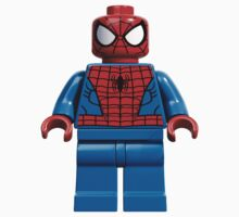 lego Spiderman T-Shirts & Hoodies Kids, Clothes,Stickers by boomer321sasha