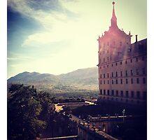 Spanish Palace Photographic Print
