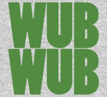 Wub Wub - Green Kids Clothes