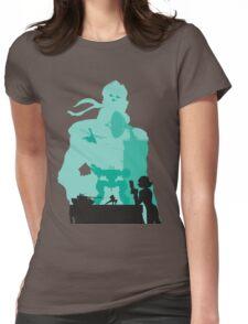 MGS Minimalist Womens Fitted T-Shirt