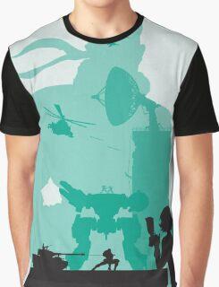 MGS Minimalist Graphic T-Shirt