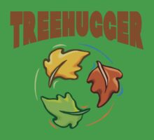 """Earth Day """"Treehugger"""" Kids Clothes"""