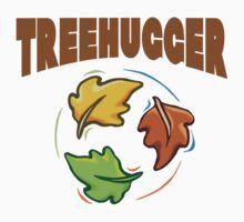 "Earth Day ""Treehugger"" Kids Clothes"