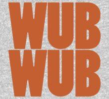 Wub Wub - Orange Kids Clothes