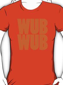 Wub Wub - Orange T-Shirt