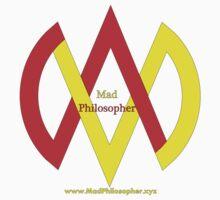 MadPhilosopher Branded Merch Kids Tee