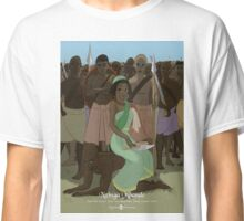 Nzinga Mbande - Rejected Princesses Classic T-Shirt