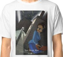 Noor Inayat Khan - Rejected Princesses Classic T-Shirt
