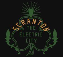 Scranton Parade Day - Orange & Green Solid Kids Clothes
