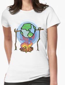 Global Warming Earth Day T-Shirt