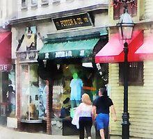 Rhode Island - Thames Street Newport RI by Susan Savad