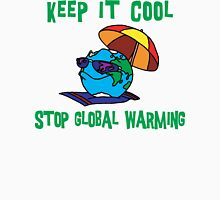 """Earth Day """"Keep It Cool - Stop Global Warming"""" T-Shirt"""