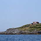 Monhegan Island by Carly  Quissett