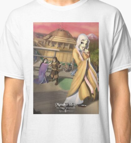 Masako Hojo - Rejected Princesses Classic T-Shirt