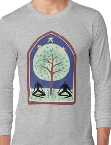 "Earth Day ""Tree Spirit"" Long Sleeve T-Shirt"
