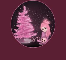 Intercosmic Christmas in Pink T-Shirt