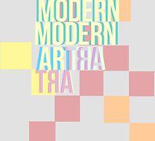 Modern Art by Cagri