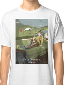 Mariya Oktyabrskaya - Rejected Princesses Classic T-Shirt