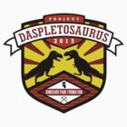 Project Daspletosaurus Tee - Light Color by David Orr