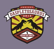 Project Daspletosaurus Tee - Light Color Kids Clothes