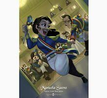 Manuela Saenz - Rejected Princesses Classic T-Shirt