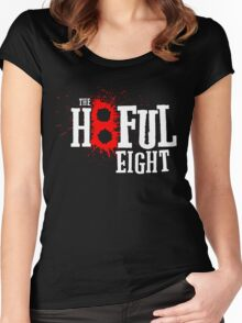 Hate The Eight Women's Fitted Scoop T-Shirt