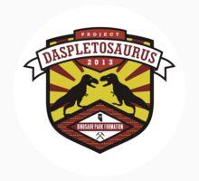 Project Daspletosaurus Sticker by David Orr