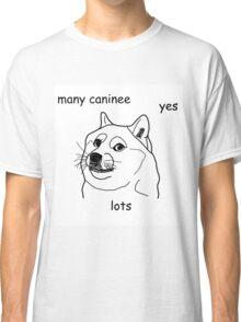 """""""Caninee"""" Meme Design (Premier Meme Collection) Classic T-Shirt"""
