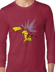 CMYKACHU Long Sleeve T-Shirt